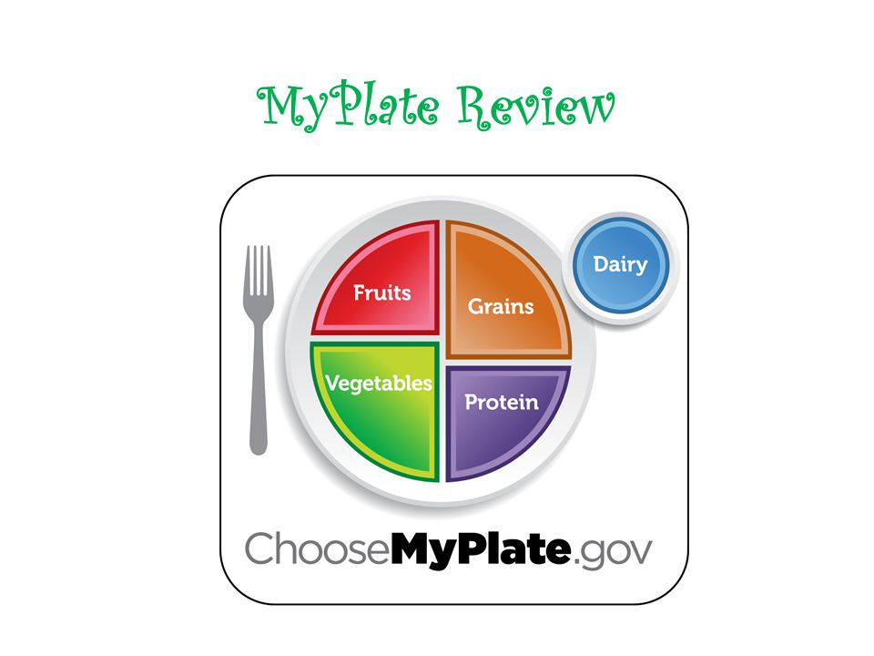 MyPlate Review