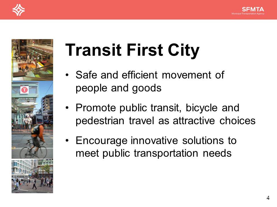 25 Better Market Street Central Subway Van Ness/Geary BRT Signal Priority Transit Effectiveness Project