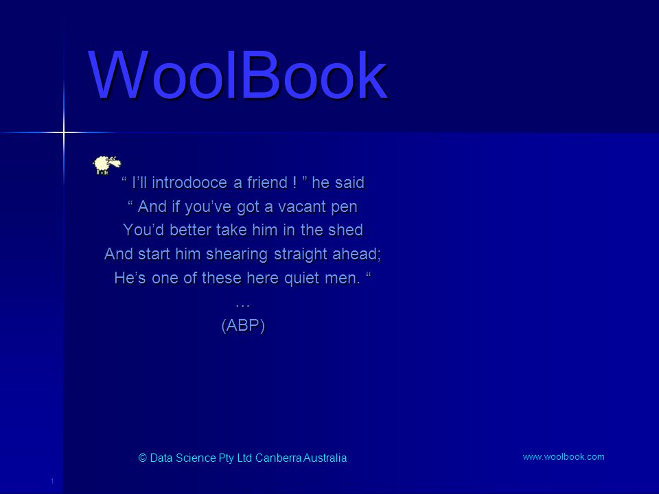 2 WoolBook One year to grow One year to grow One year to sell One year to sell One year to process One year to process One year to go out of fashion One year to go out of fashion Ten years to wear out Ten years to wear out A long linear product cycle How can we respond in a timely way to rapidly changing consumer demands in a deregulated global market .