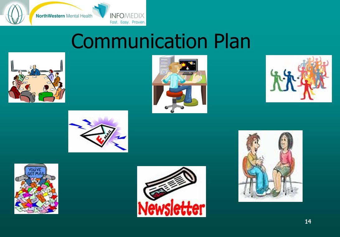 14 Communication Plan