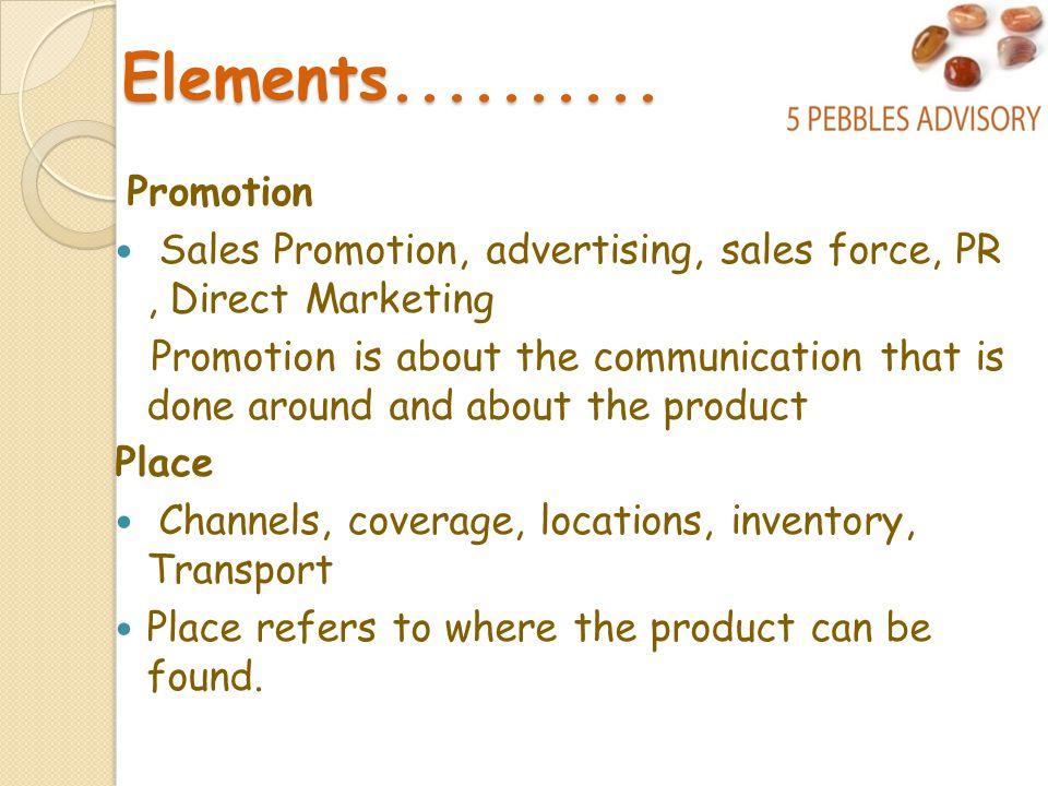 Elements..........