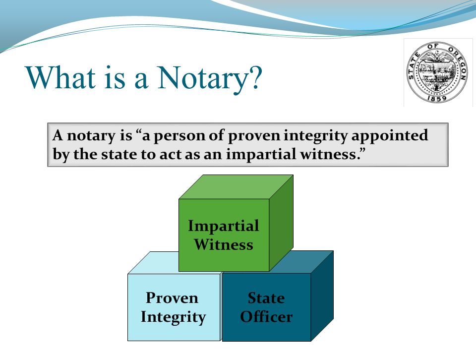Employer Notarization Policy (Chapter 2, Page 10) What times the notary will be available.