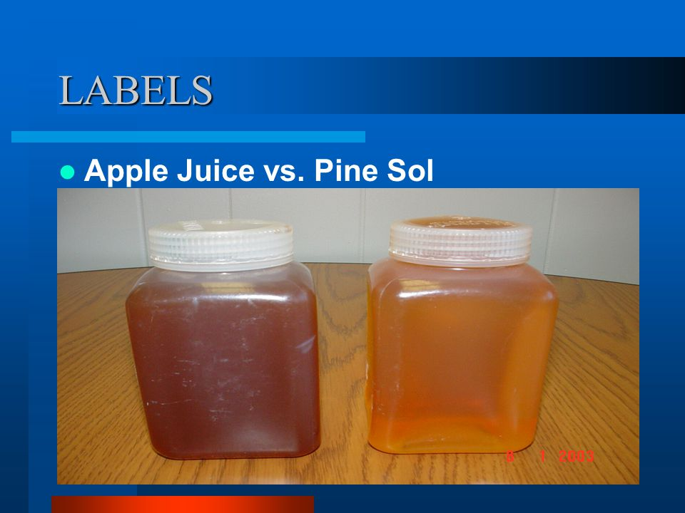 LABELS Antifreeze Dish Soap