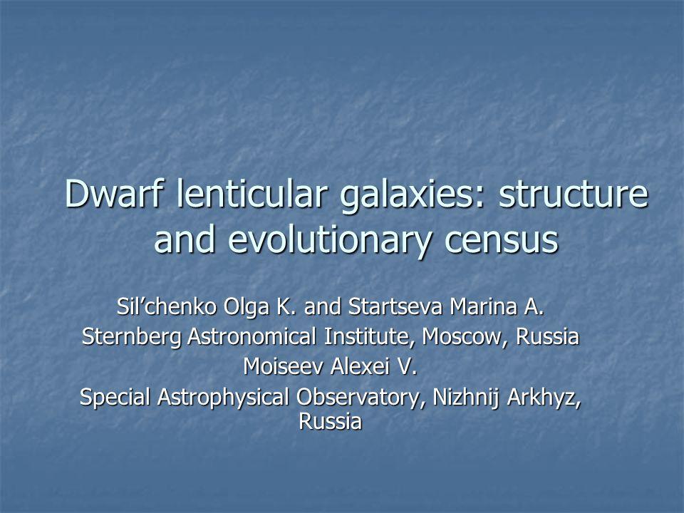 Where have S0s come from.Fasano et al.
