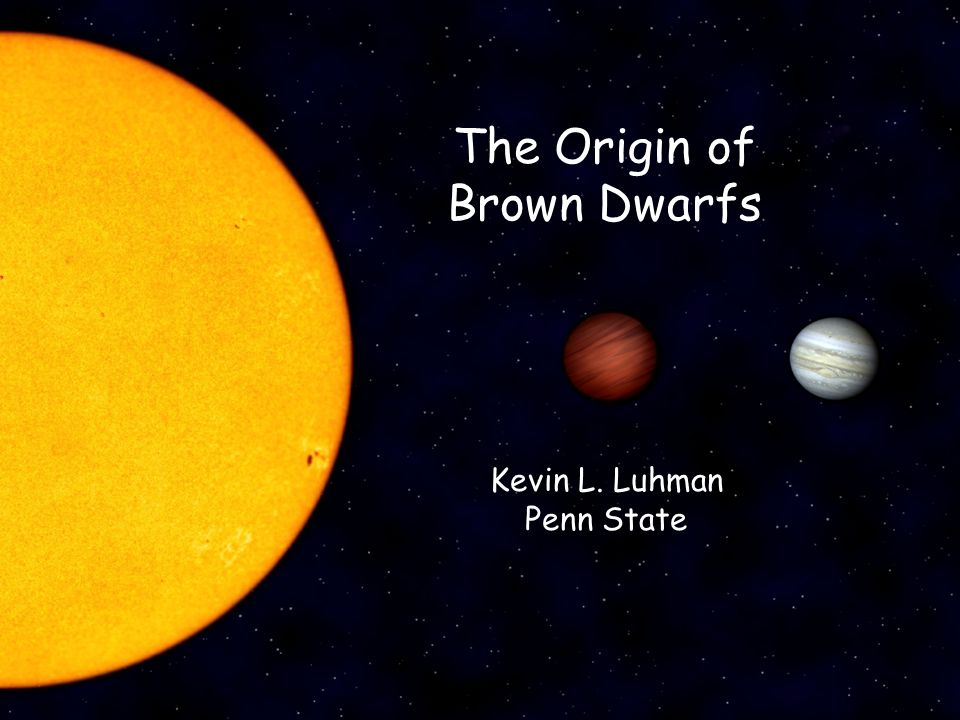 What makes it possible for brown dwarfs to form? Lada et al. 2003