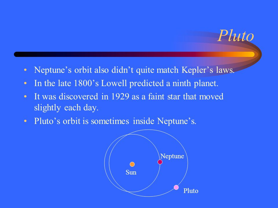 Pluto No spacecraft has yet visited Pluto. Adaptive optics have imaged part of Pluto's surface.