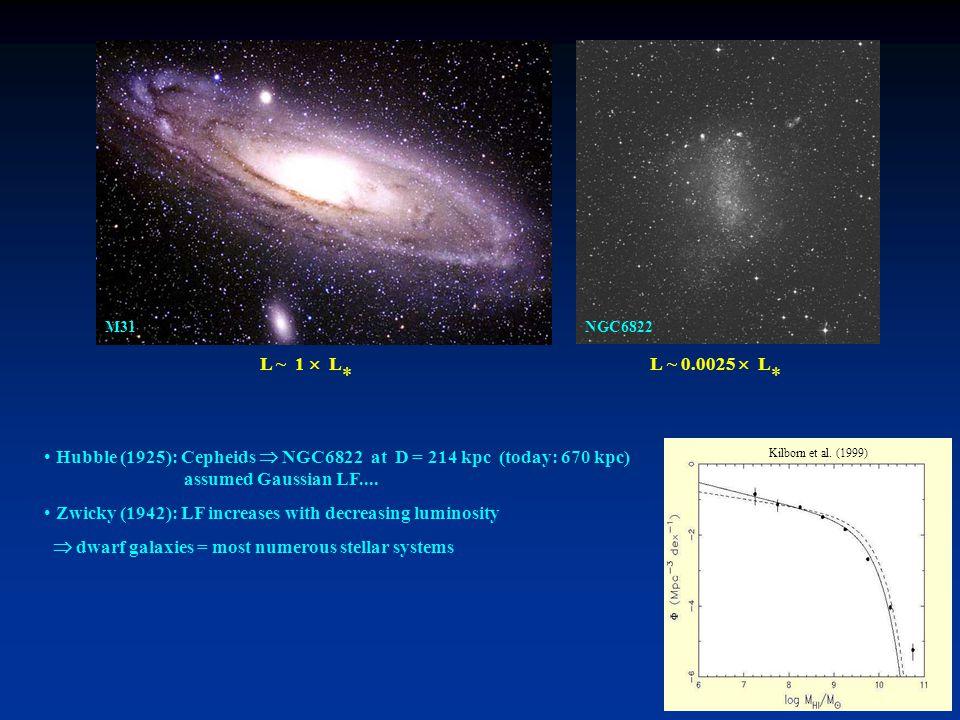 13 NGC 4214 D = 4.1 Mpc Walter et al.