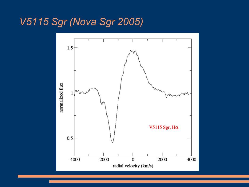 V5115 Sgr (Nova Sgr 2005)