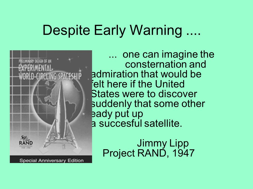 Catastrophe at Cape Canaveral December 6, 1957