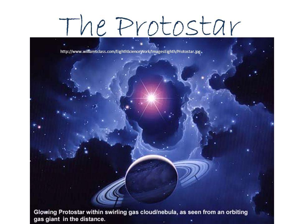 The Protostar http://www.williamsclass.com/EighthScienceWork/ImagesEighth/Protostar.jpg
