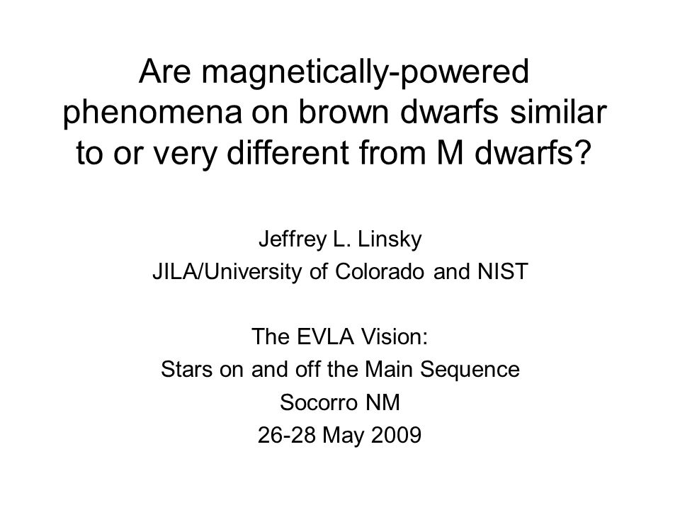 Are magnetically-powered phenomena on brown dwarfs similar to or very different from M dwarfs.