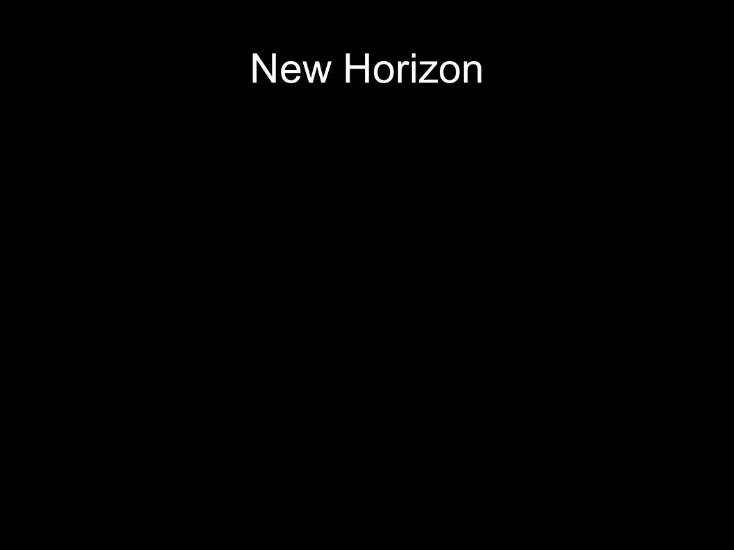 23 New Horizon