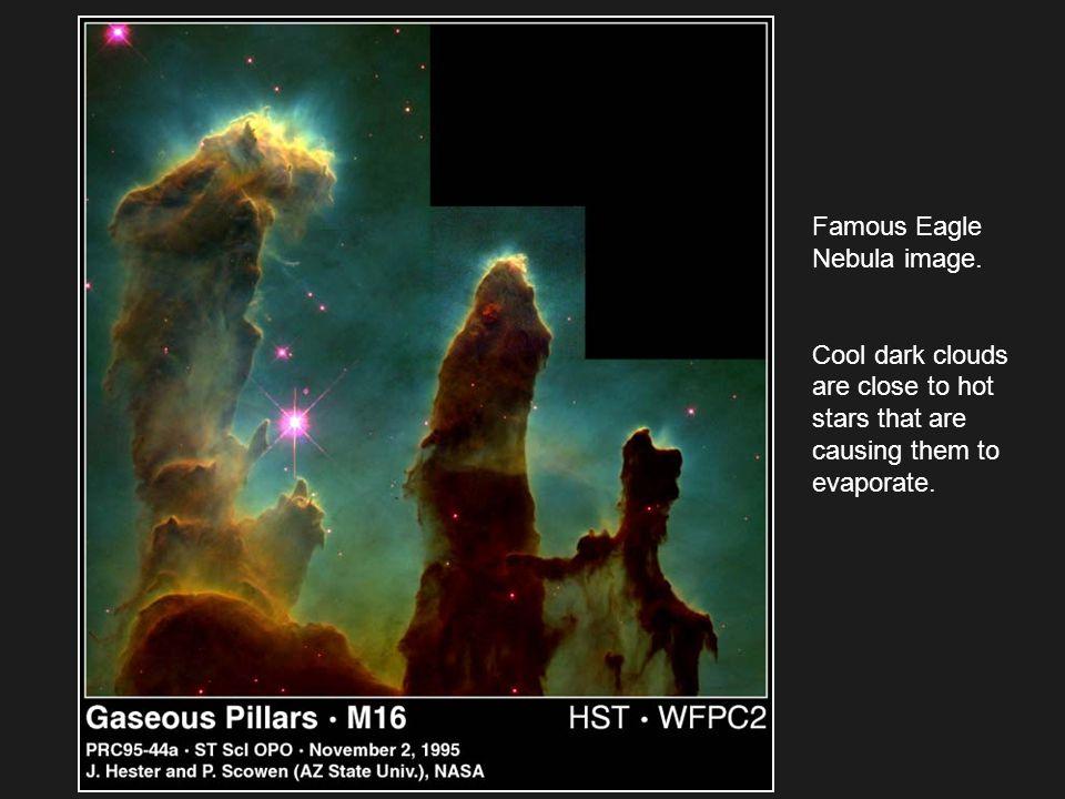 Famous Eagle Nebula image.