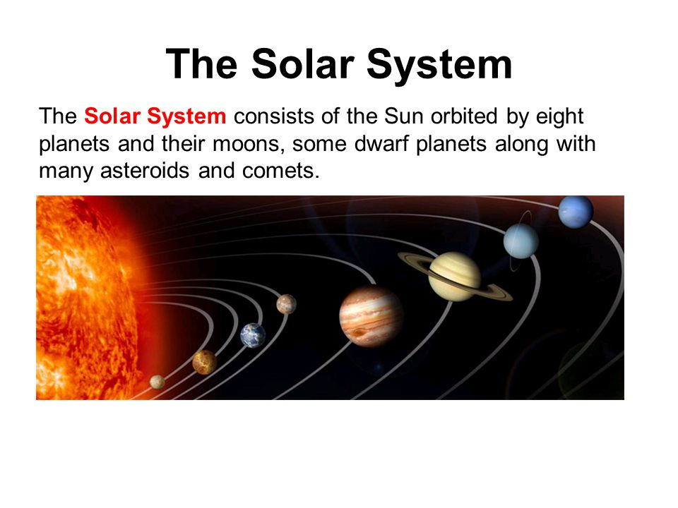 Planets move more quickly when they are closer to the Sun.