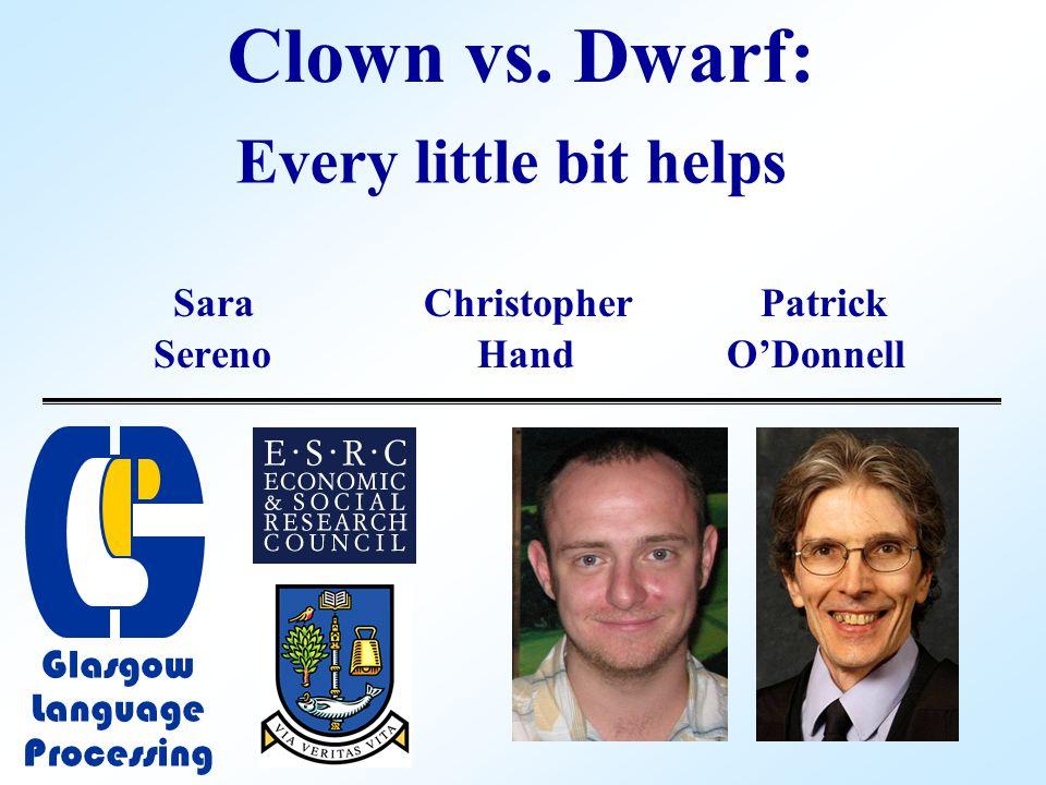 Clown vs.