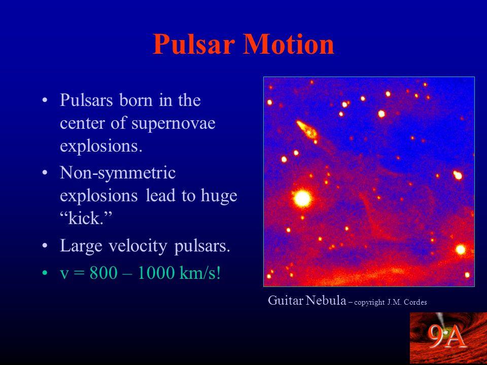 9A Crab Nebula Pulsar