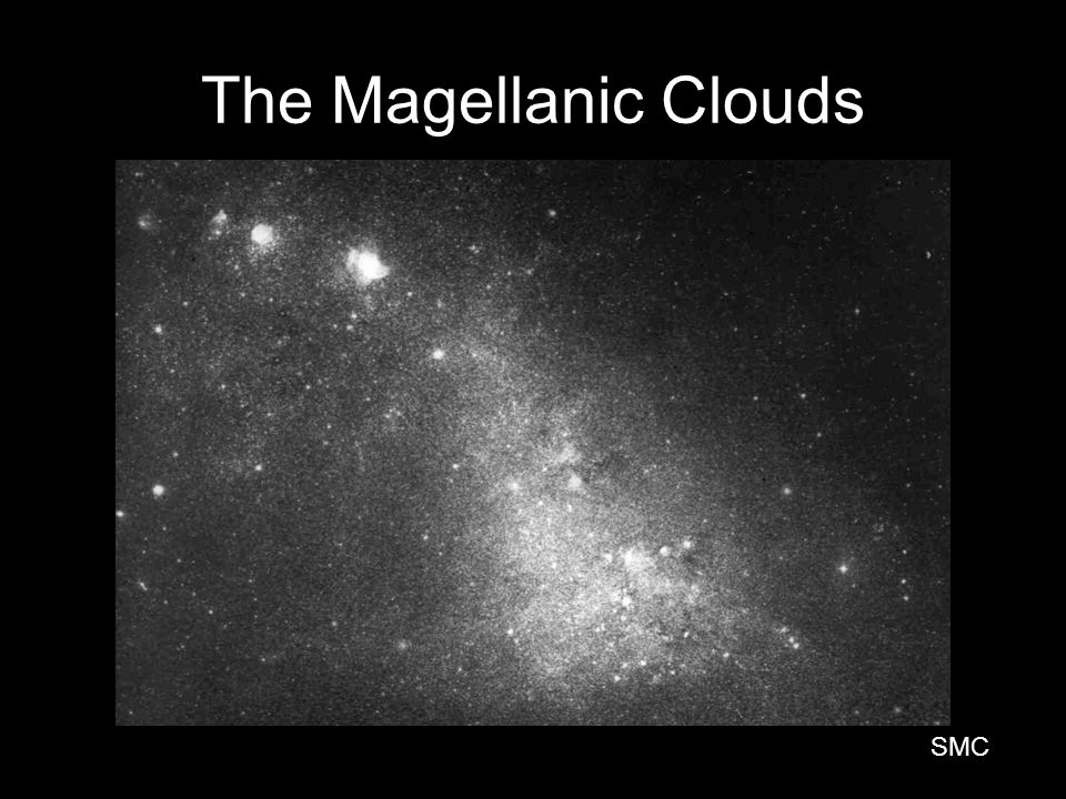 The Magellanic Clouds SMC