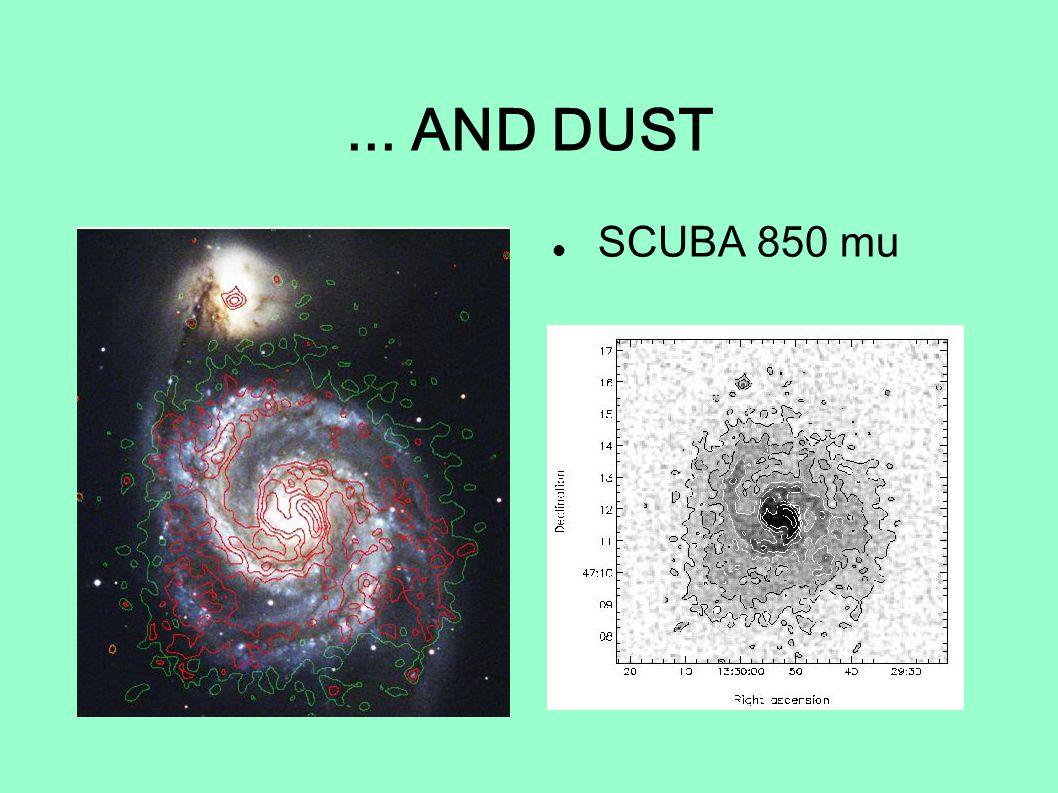 ... AND DUST SCUBA 850 mu