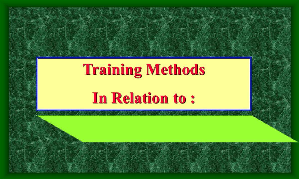 12. Chemical Training Training IBA, 250-1000 ppm.