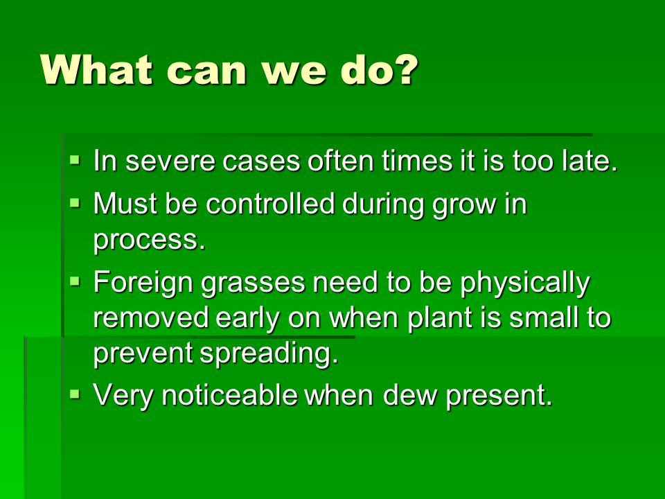 What can we do. In severe cases often times it is too late.