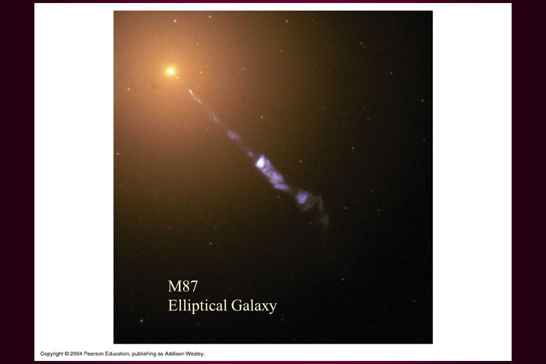 M87 Elliptical Galaxy