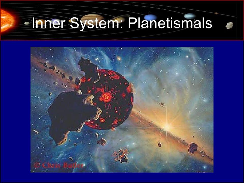 Inner System: Planetismals