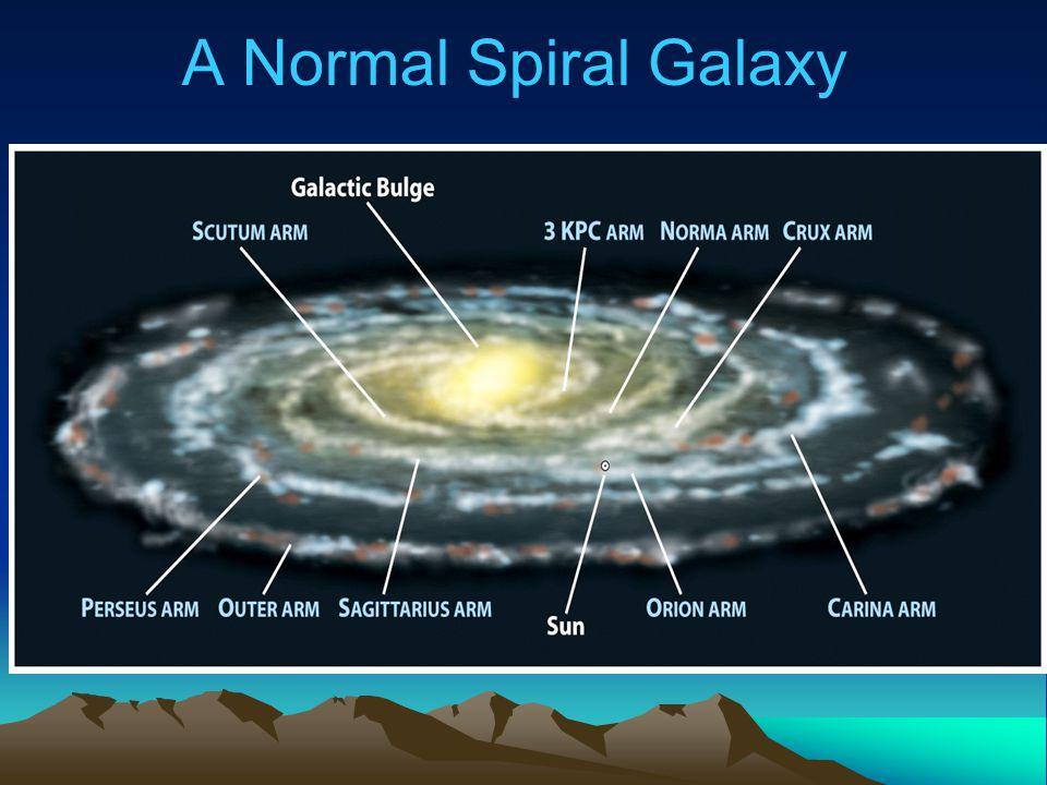A Normal Spiral Galaxy