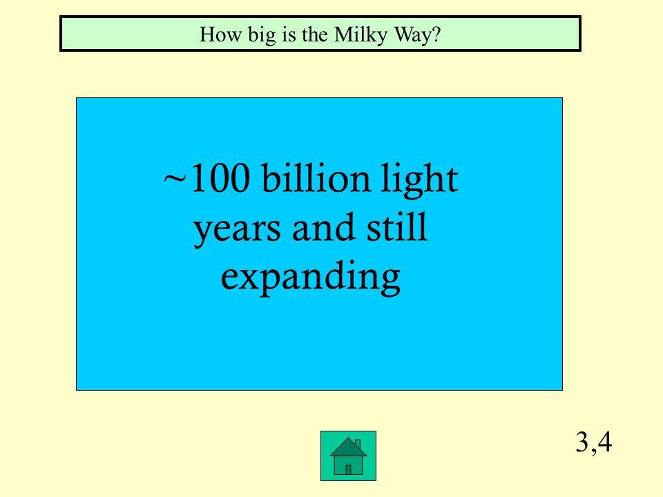 3,3 How far is the Earth from the Sun ~ 146 million kilometres