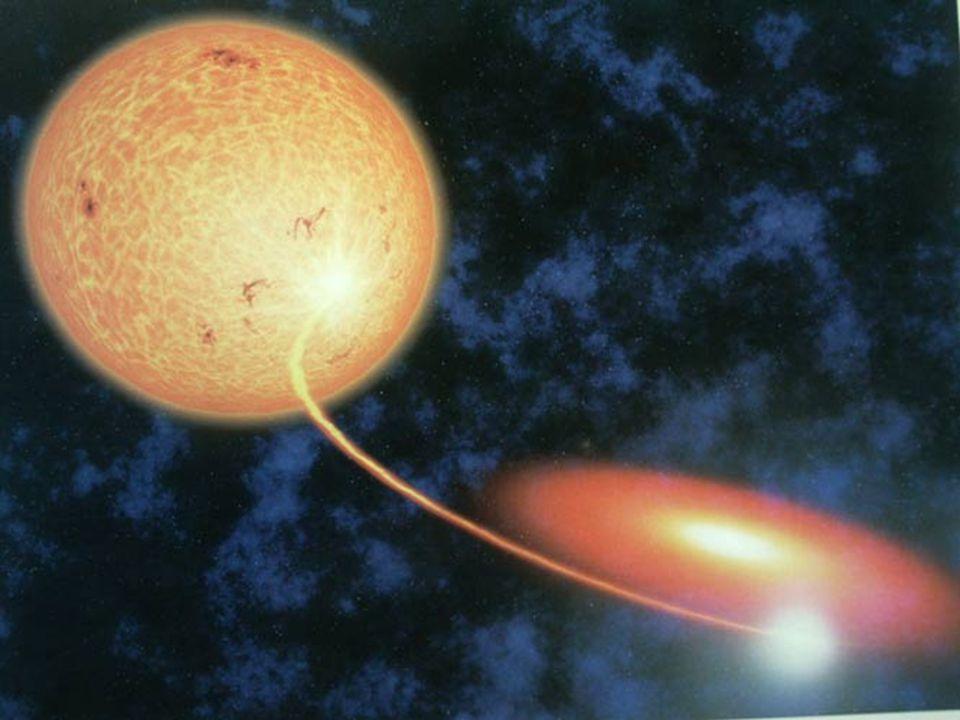 Mass transfer accretion disk