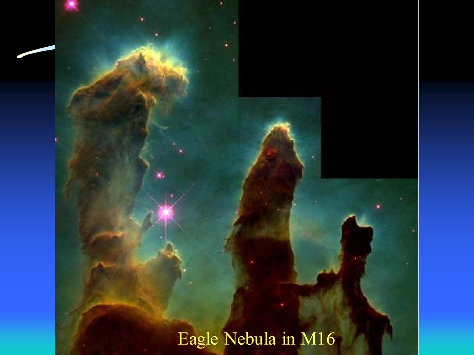 Eagle Nebula in M16