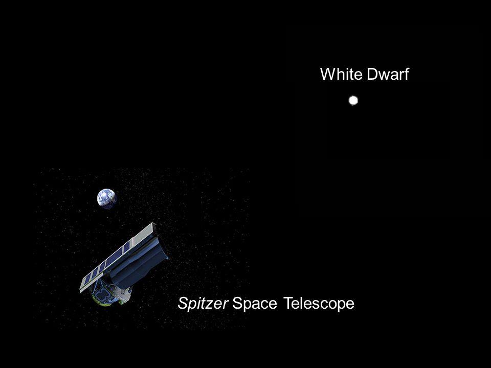 Spitzer Space Telescope White Dwarf