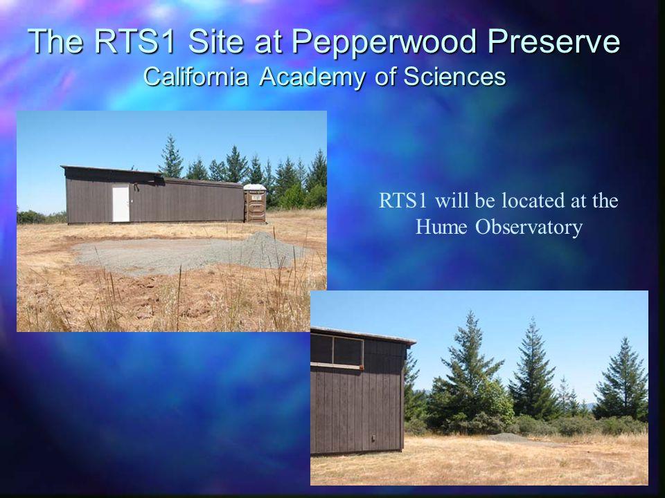 Testing the SSU Robotic Telescope Likely dark site installation