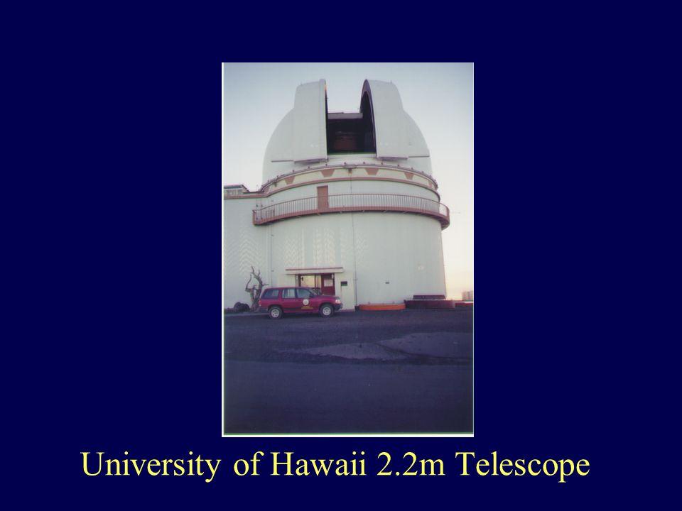 University of Hawaii 2.2m Telescope