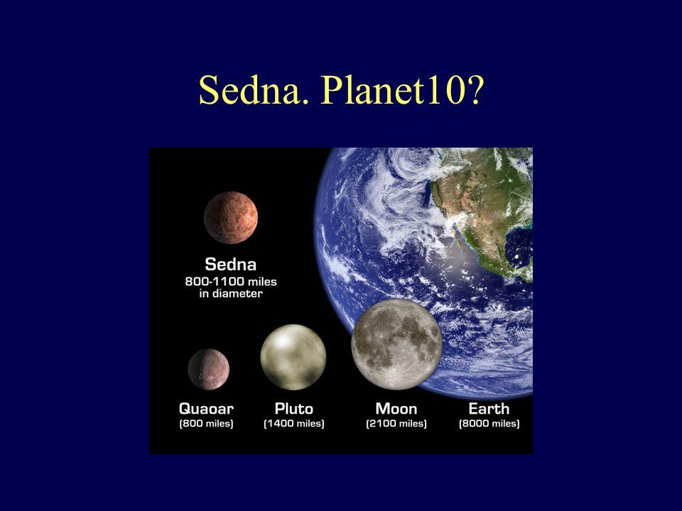 Sedna. Planet10