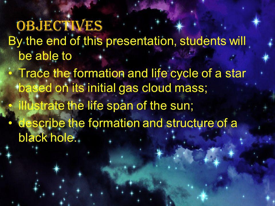 Supernova Stellar Formation and Life Cycle