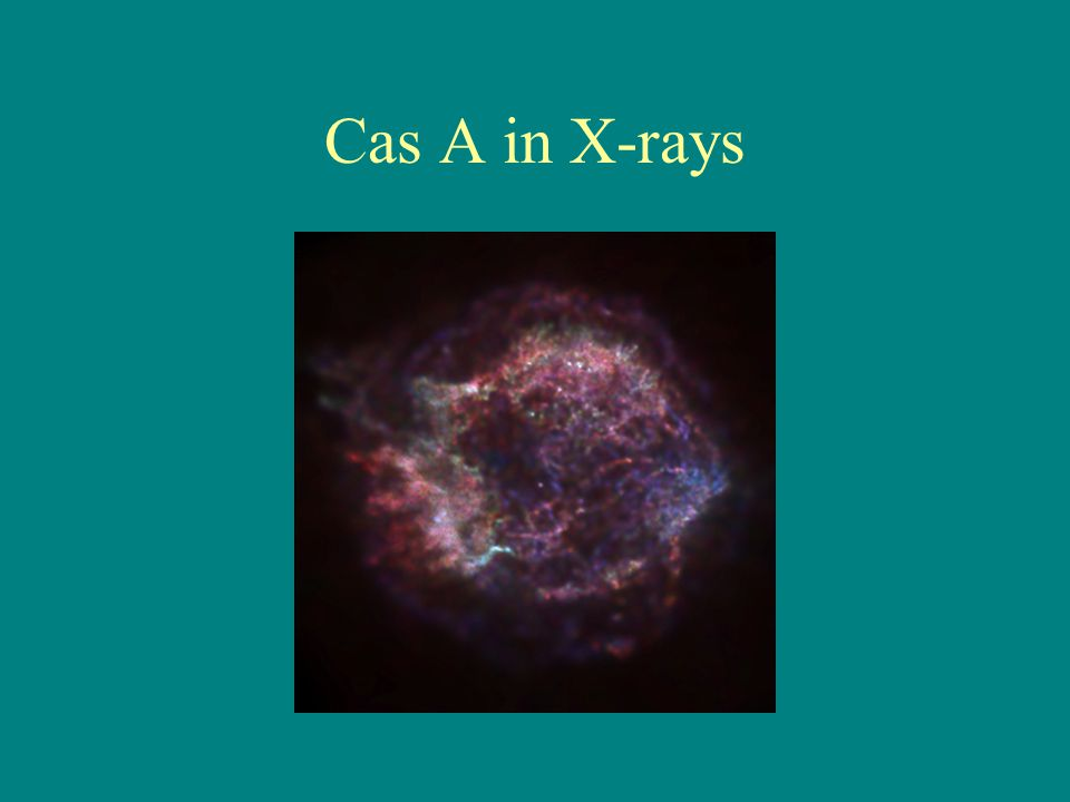 Cas A in X-rays
