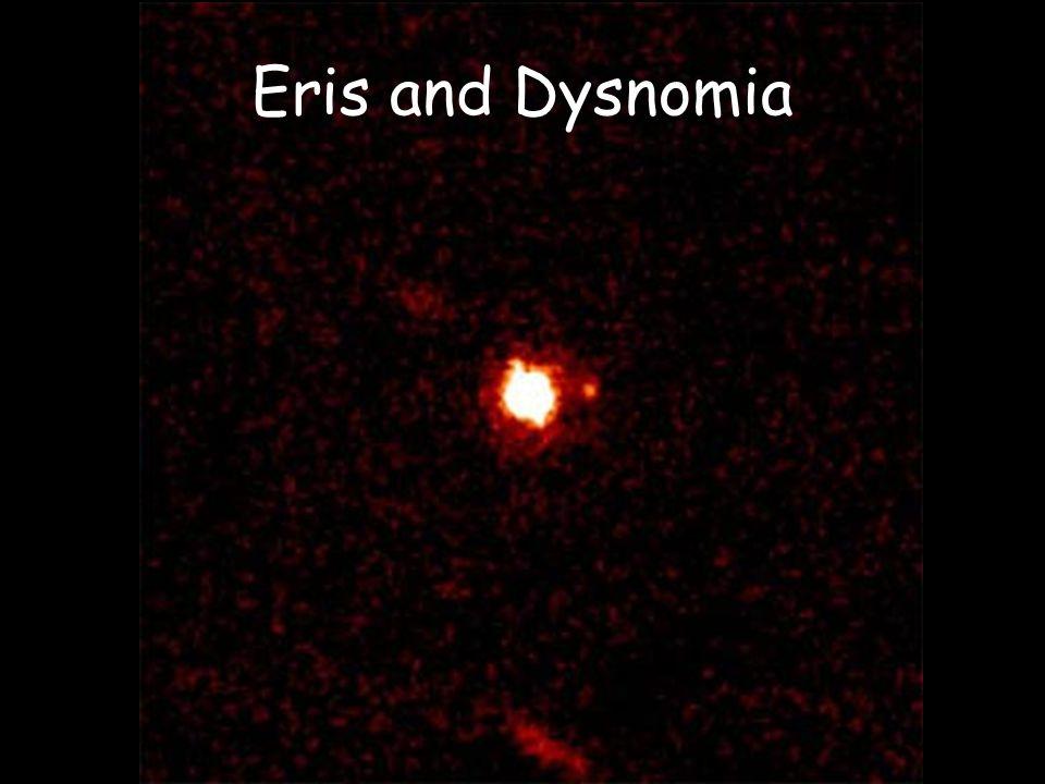 Eris and Dysnomia