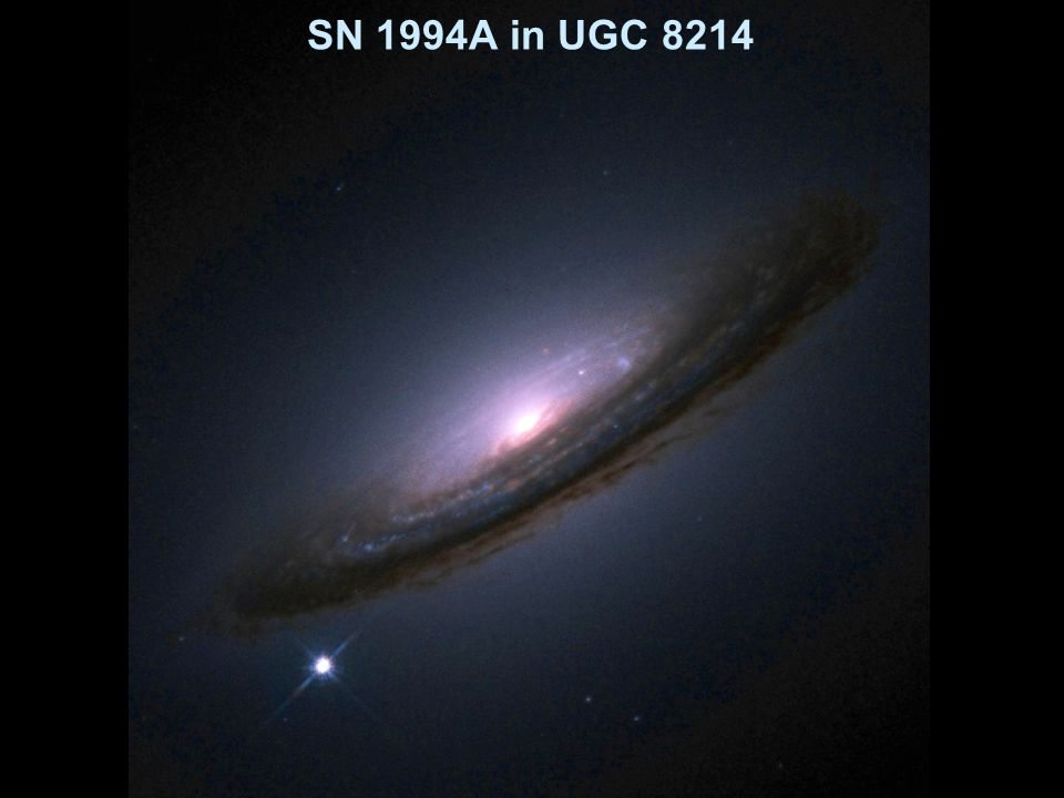 SN 1994A in UGC 8214