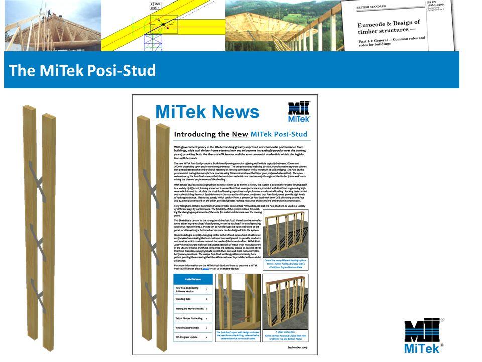 The MiTek Posi-Stud
