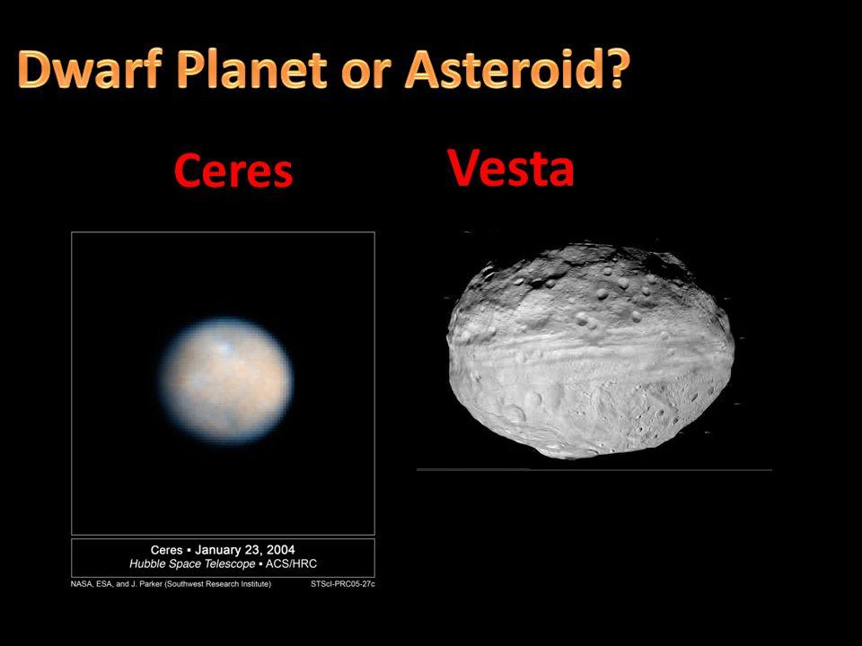 Ceres Vesta