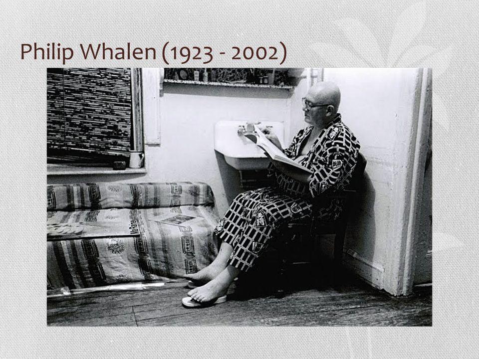 Philip Whalen (1923 - 2002)