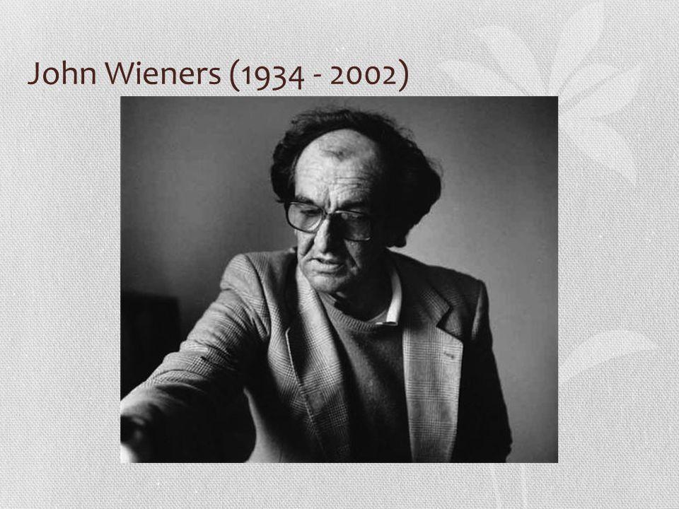 John Wieners (1934 - 2002)