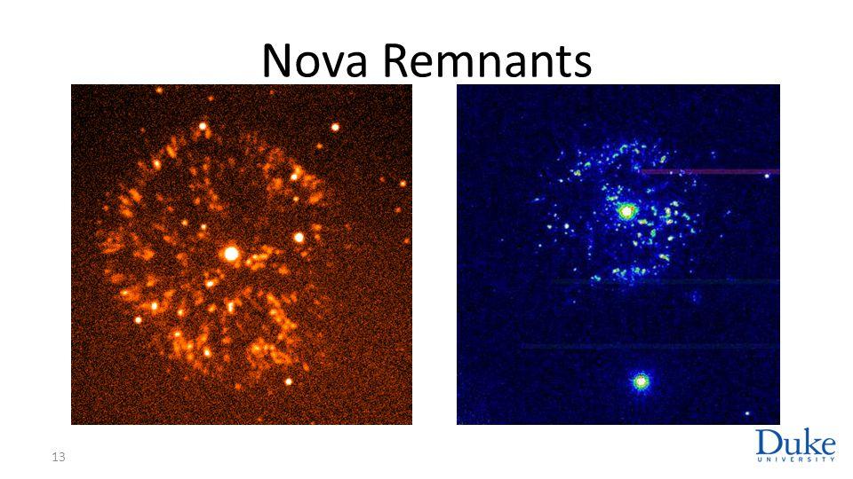 Nova Remnants 13