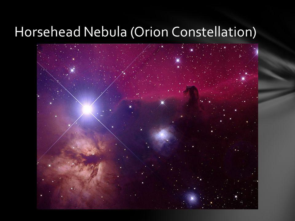 Horsehead Nebula (Orion Constellation)