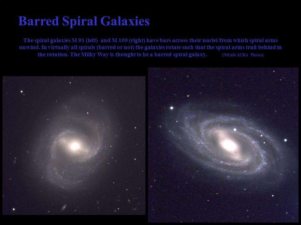 Types of Galaxies II.