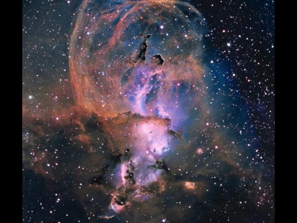 North American and Pelican Nebulas