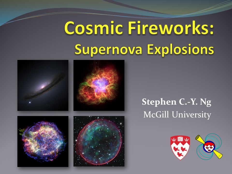 What is a Supernova.