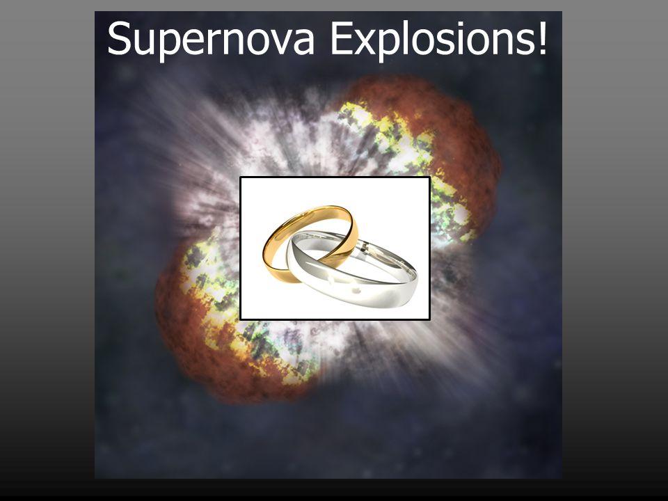 Supernova Explosions!