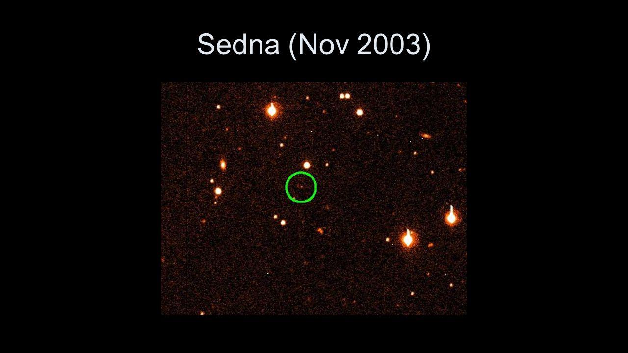 Sedna (Nov 2003)