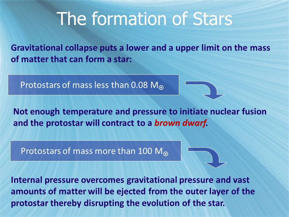 The inner cores are now exposed and a vast amount of radiation floods out into space.